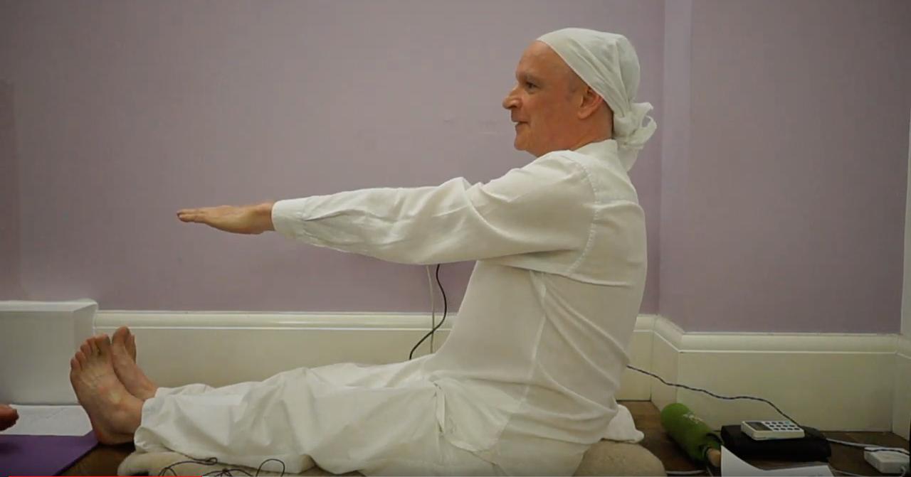 Kriya for Building the Nervous System