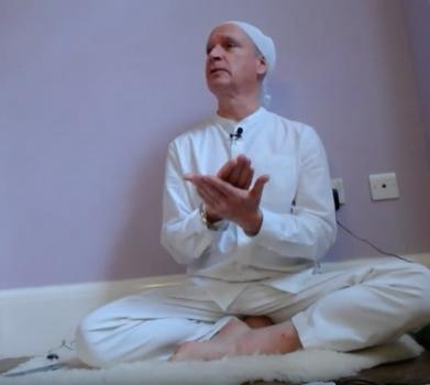 Kriya for creating and containing prana